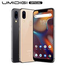 "UMIDIGI A3 Pro Smartphone 5.5"" Face Unlock Quad-Core 3GB+32GB Dual SIM teléfono"