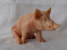 Schleich 13202 Schwein sitzend