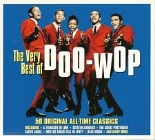THE VERY BEST OF DOO-WOP - 50 ORIGINAL CLASSICS - 2 CD BOX SET