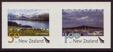 Nueva Zelanda 2007 Scenic definitives S/a Bobina Par Menta desmontado