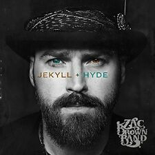 Zac Brown Band - JEKYLL + HYDE [CD]
