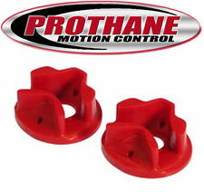 Prothane 92-00 Civic & Del Sol Rear (Firewall) Motor Mount Inserts Kit (Red)