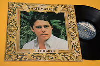 Chico Barque 2LP A Art Maior Orig Brazil 1983 EX+ Gatefold Top *New*