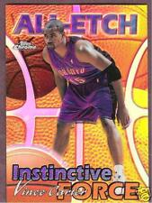 Vince Carter Topps Chrome All-Etch Refractor