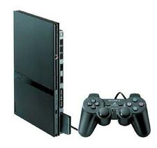 SONY Playstation 2 Console Black AUS PAL *VGC!*