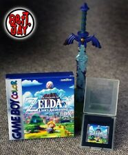 The Legend Of Zelda Links Awakening DX Redux Fan-made Game Boy