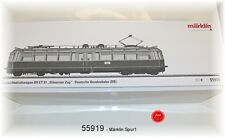 Märklin 55919 Wagons Miniature Br et 91 Mfx Soundfunktionen Beaucoup #