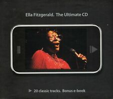 Ella Fitzgerald - The Ultimate CD (2010 CD) 20 Greatest Hits Best Of NEW Gift