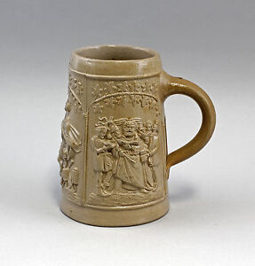 99848040 Keramik Model-Krug Nürnberg Reliefbild H17cm