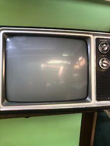 zenith vintage tv