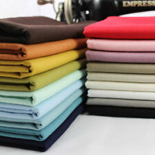 Apparel - Everyday Clothing 1 - 2 Metres Solid/Plain Fabric
