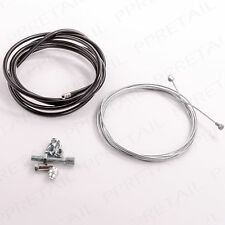 COMPLETE Inner/Outer BIKE BRAKE KIT Wire Cable Front Rear Mountain/BMX/Road