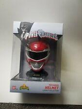 Power Rangers Legacy Mighty Morphin Red Ranger Helmet Display Set