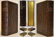 1868 METHODIST HYMNS LEATHER GILDED METHODIST EPISCOPAL CHURCH SONGS FAITH JESUS
