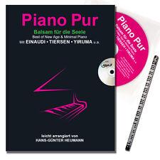 Piano Pur Balsam für die Seele - CD, MusikBleistift - BOE7773 - 9783865438768