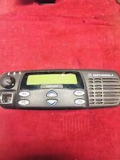 MOTOROLA CDM1250 UHF 403-470 Mhz 40 Watt radio. Model # AAM25RKD9AA2AN