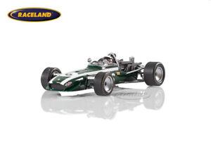 Cooper T86B BRM V12 F1 Race of Champions Brands Hatch 1968 Redman, Spark 1:43