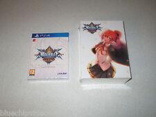 BlazBlue Chronophantasma Extend Chibi Heroes Limited Edition PS4 Unopened