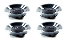 Neu Original Audi A4 S4 17'' Leichtmetallfelge Mitte Nabenkappen 4pcs