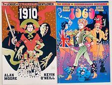 The League of Extraordinary Gentlemen: Century 1910 & 1969, by Alan Moore. Vf/Nm