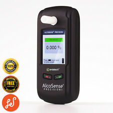 Workplace Breath Test Breathalyser Alcosense Precision+ Fuel Cell Austalian Stan
