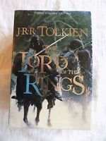 THE LORD OF THE RINGS - TOLKIEN - 3 VOLUME BOX SET - HOUGHTON MIFFLIN - 2001