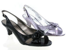 Slingbacks Kitten Wide (E) Heels for Women