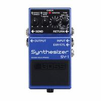 BOSS SY-1 Synthesizer Guitar Effect Stomp Pedal  FREE SHIPPING