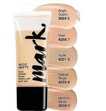 Avon mark. NUDE MATTE Make Up Foundation Farbe: Natural Beige Neu