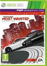 Need For Speed Most Wanted - Limited Edition (Xbox 360) - Game  GAVG The Cheap
