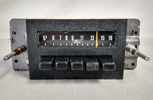 Vintage OEM 1979 Ford LTD II AM Only Radio D9OF-18806-AA