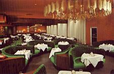 BRASS RAIL RESTAURANT OF NEW YORK in the SHERATON O'HARE MOTOR HOTEL DES PLAINES