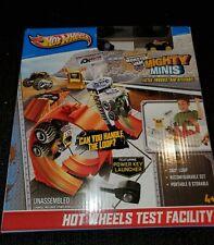 Hot Wheels Monster Jam Mighty Minis Test Facility MIB