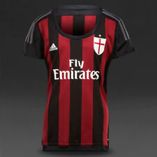 Adidas AC MILAN Home Womens Jersey 100% AUTHENTIC