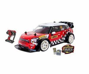 Nikko RC Mini Countryman WRC Evo Pro-Line 1:14 2,4 GHZ (2.WAHL) Ab 8 Années