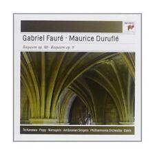 ANDREW DAVIS - REQUIEM OP.48/REQUIEM OP.9  CD  16 TRACKS FAURE/DURUFLE  NEU