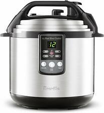 Breville Bpr650Bss the Fast Slow Cooker & Pressure Cooker Steamer 6-Qt