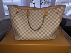 Louis Vuitton Neverfull GM Rose Ballerine N41604