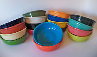 FIESTA NEW 1st Quality SMALL BOWL Retired & Current CHOOSE COLOR Fiestaware 14oz