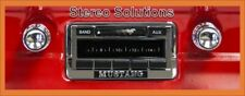 1964-1966 Ford Mustang NEW AM FM Stereo Radio USA-230 200 watts auxiliary in