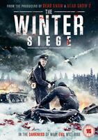 The Winter Siege DVD (2018) Mats Reinhardt, Kill (DIR) cert TBC ***NEW***