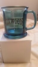New listing light blue foxwoods resort casino mug