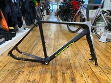 Saracen Avro 1 Marco de Bicicleta de carretera de carbono completo de 54 Cm