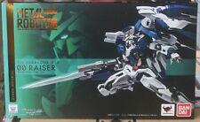 Bandai Metal Robot Spirits Gundam OO 00 Raiser+GN sword III action figure