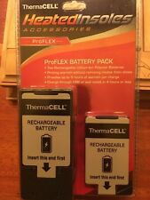 Thermacell Heated Insoles Battery Proflex Battery Pack - HW20-XB