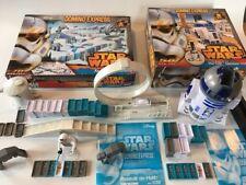 Disney Star Wars Domino Express Bundle Assault On Hoth, r2d2 Dealer Jedi
