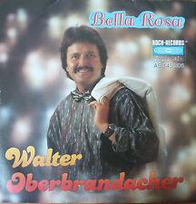 Walter Oberbrandacher - Bella Rosa / instr. (Single) 1987