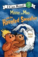 Minnie and Moo and the Haunted Sweater, Hardcover by Cazet, Denys, Brand New,...