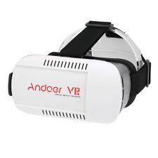 Andoer Virtual Reality Glasses 3D VR Headset Universal for AndroidiOSSmart Pho