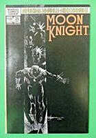 Moon Knight #25, VF 8.0, First Appearance Black Spectre; Bill Sienkiewicz Art